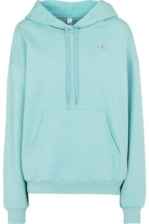alo Accolade cotton-blend hoodie