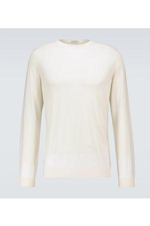 CARUSO Wool crewneck sweater