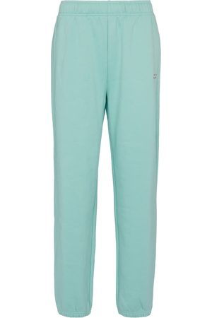 alo Women Pants - Accolade cotton-blend sweatpants