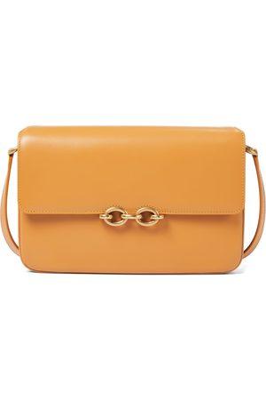 Saint Laurent Women Shoulder Bags - Le Maillon leather shoulder bag