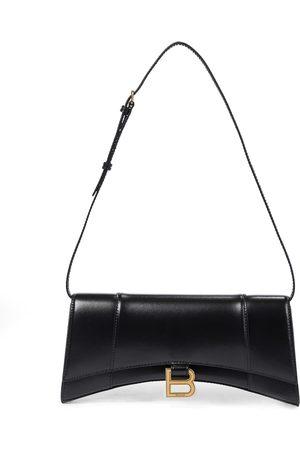 Balenciaga Hourglass Sling leather shoulder bag