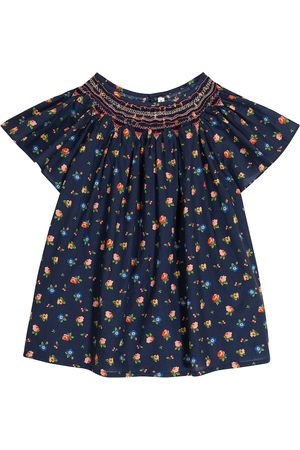 BONPOINT Nella Liberty floral cotton blouse