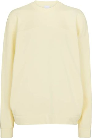 Max Mara Leisure Frine cotton jersey sweatshirt