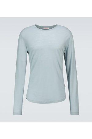 Orlebar Brown OB-T long-sleeved T-shirt