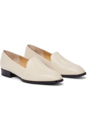 Aeydē Amber leather loafers
