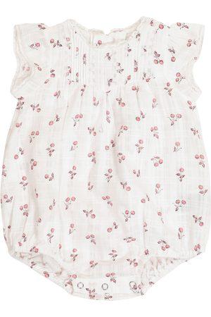 BONPOINT Baby Sun printed cotton bodysuit