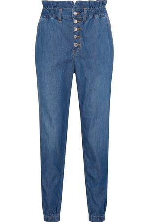 VERONICA BEARD Women High Waisted - Tedi high-rise straight jeans
