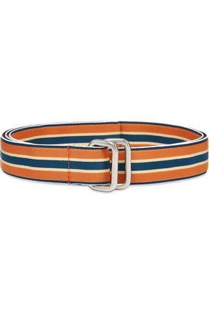 Beams Grosgrain Double Ring Tape Belt