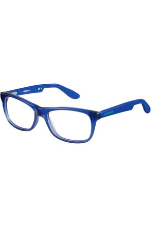 Carrera WOMEN'S CARRERINO57TSH15BLUE METAL GLASSES
