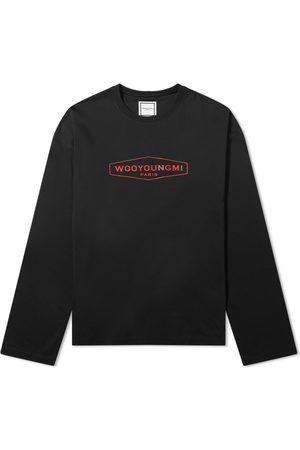 WOOYOUNGMI Long Sleeve Logo Tee