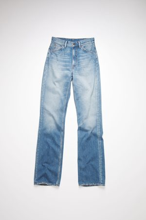 Acne Studios 1977 Rodeo Blue Bootcut fit jeans