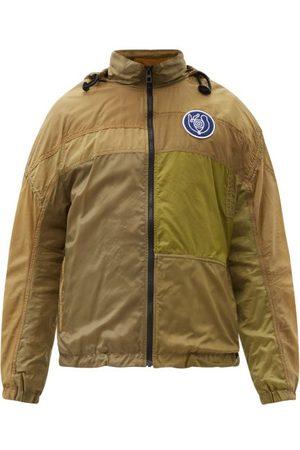 Eye/LOEWE/nature Men Jackets - Upcycled Parachute Jacket - Mens