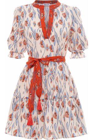 Paolita Women Dresses - Efterpe Long Sleeve Ruffle Dress