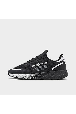 adidas Big Kids' Originals ZX 1K BOOST Spotlight 2.0 Casual Shoes in / Size 3.5