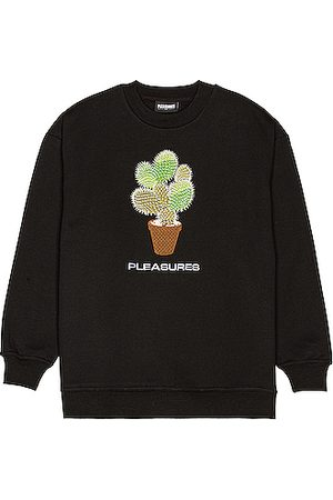Pleasures Spoke Embroidered Crewneck in
