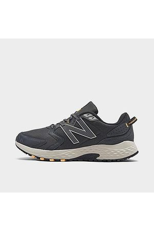 New Balance Men Running - Men's 410 V7 Trail Running Shoes in Grey/Phantom