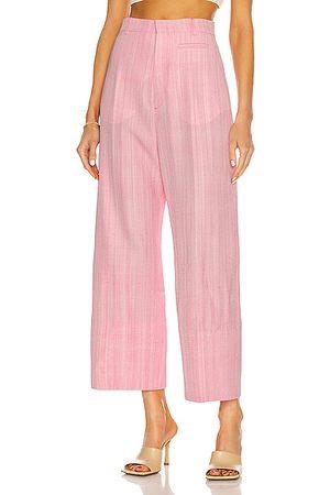 Jacquemus Women Wide Leg Pants - Le Pantalon Santon in