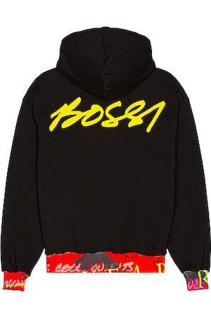 HUGO BOSS Men Hoodies - Peace Pullover Hoodie in