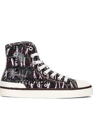 Isabel Marant Benkeen Sneaker in Black