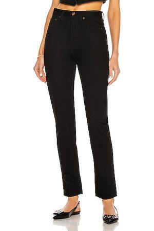Saint Laurent Women Slim - Slim Fit Jean in