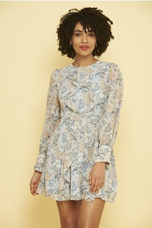 Frock and Frill Women Printed Dresses - Melia Floral Shift Dress