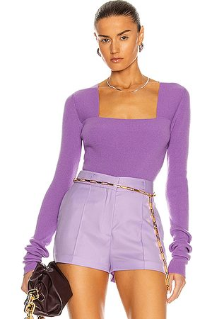 GAUGE81 Bodmin Bodysuit in Lavender