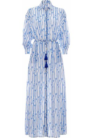 Paolita Cleo Maxi Shirt Dress