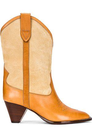 Isabel Marant Women Boots - Luliette Boot in Tan