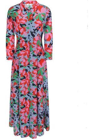 MERCY DELTA Rosedene Dress Hildene Sea