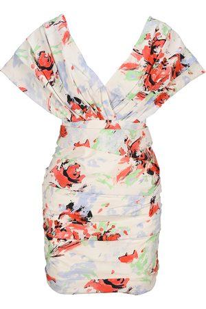Philosophy Women Party Dresses - Draped mini dress