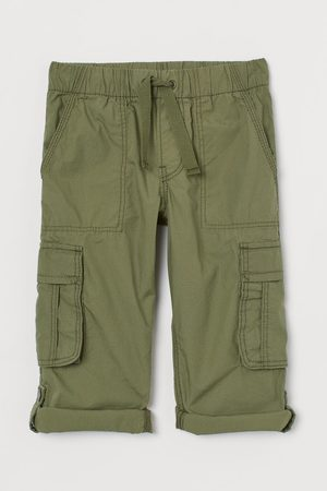 H&M Kids Cargo Pants - Relaxed Fit Cargo Pants