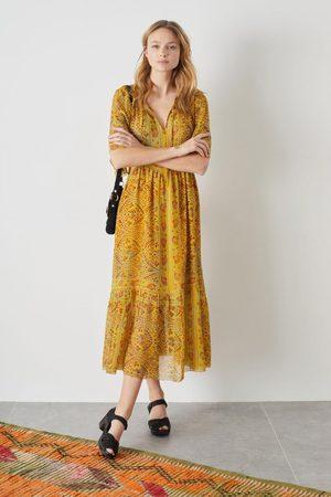 Leon & Harper Rhesus Bandana Dress
