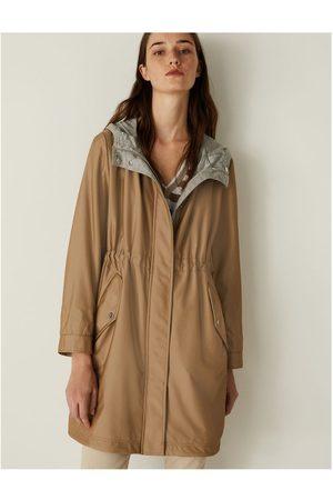 MARELLA Gambero Drawstring Hooded Coat