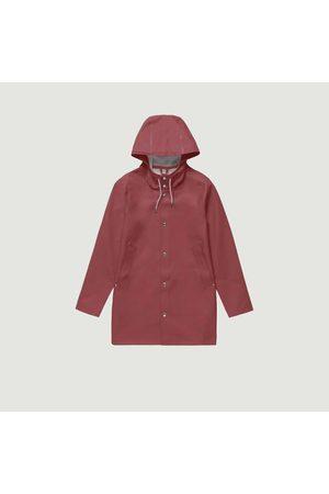 Stutterheim Rainwear - Raincoat Stockholm BURGUNDY