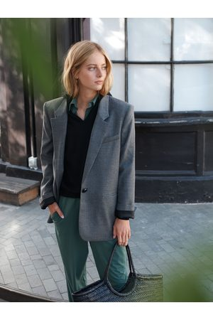 NRBY Jackie fine wool jacket