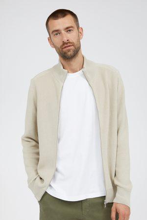 Armedangels Mens Plaata Linen Knit Jacket