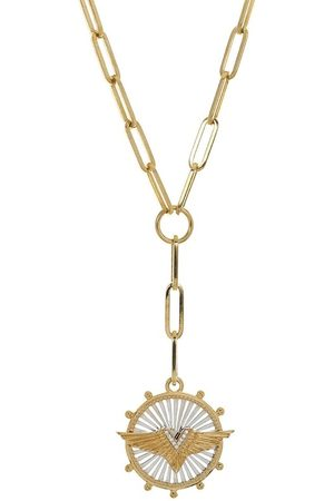 Foundrae Classic Fob Passion Necklace