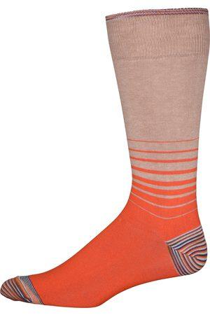 Robert Graham Men Socks - Linear Babble Socks