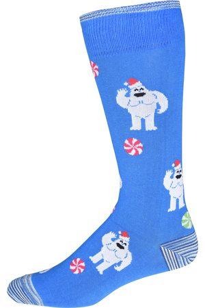 Robert Graham Men Socks - Santa Mens Socks