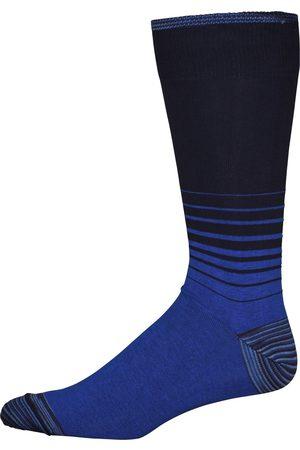 Robert Graham Linear Babble Socks