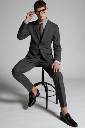 Dsquared2 Men Suits - Men Suit Grey