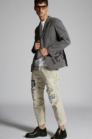 Dsquared2 Men Blazers - Men Blazer Grey