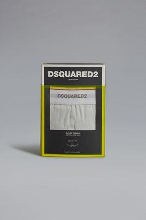 Dsquared2 Men Boxer Ivory