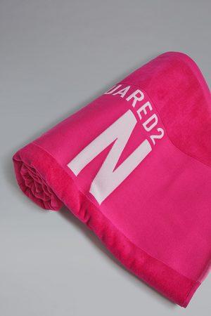 Dsquared2 Women Beachwear - Women Beach towel Fuchsia