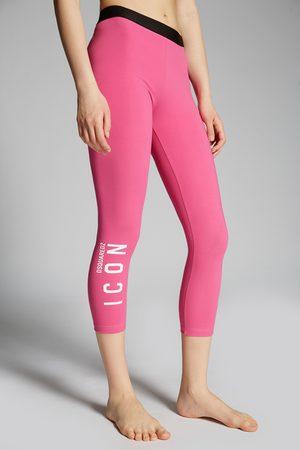Dsquared2 Women Underwear - Women Long John Fuchsia