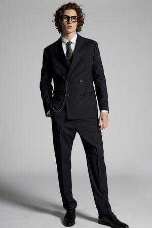 Dsquared2 Men Suits - Men Suit Dark