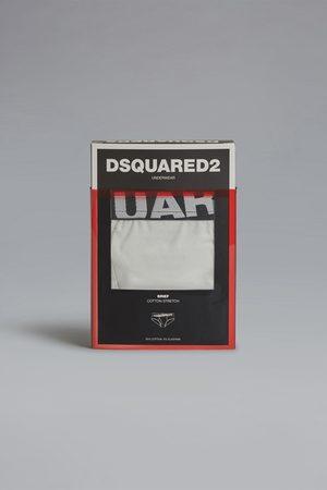Dsquared2 Men Briefs - Men Brief Ivory