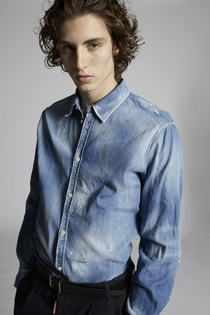 Dsquared2 Men Denim - Men Denim shirt