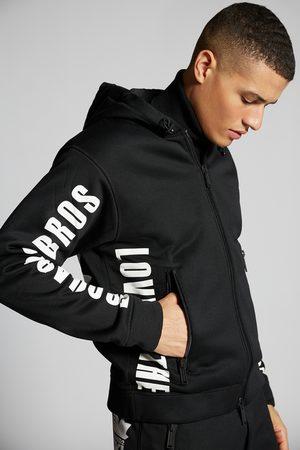 Dsquared2 Men Zip sweatshirt