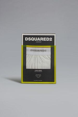 Dsquared2 Men Brief Ivory